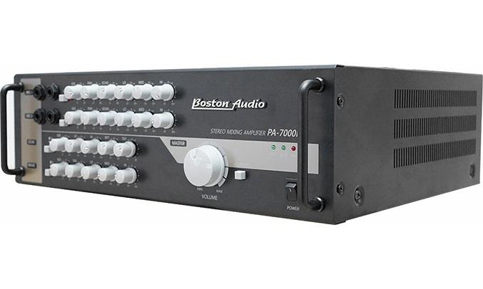 Amply Boston Audio PA-7000N