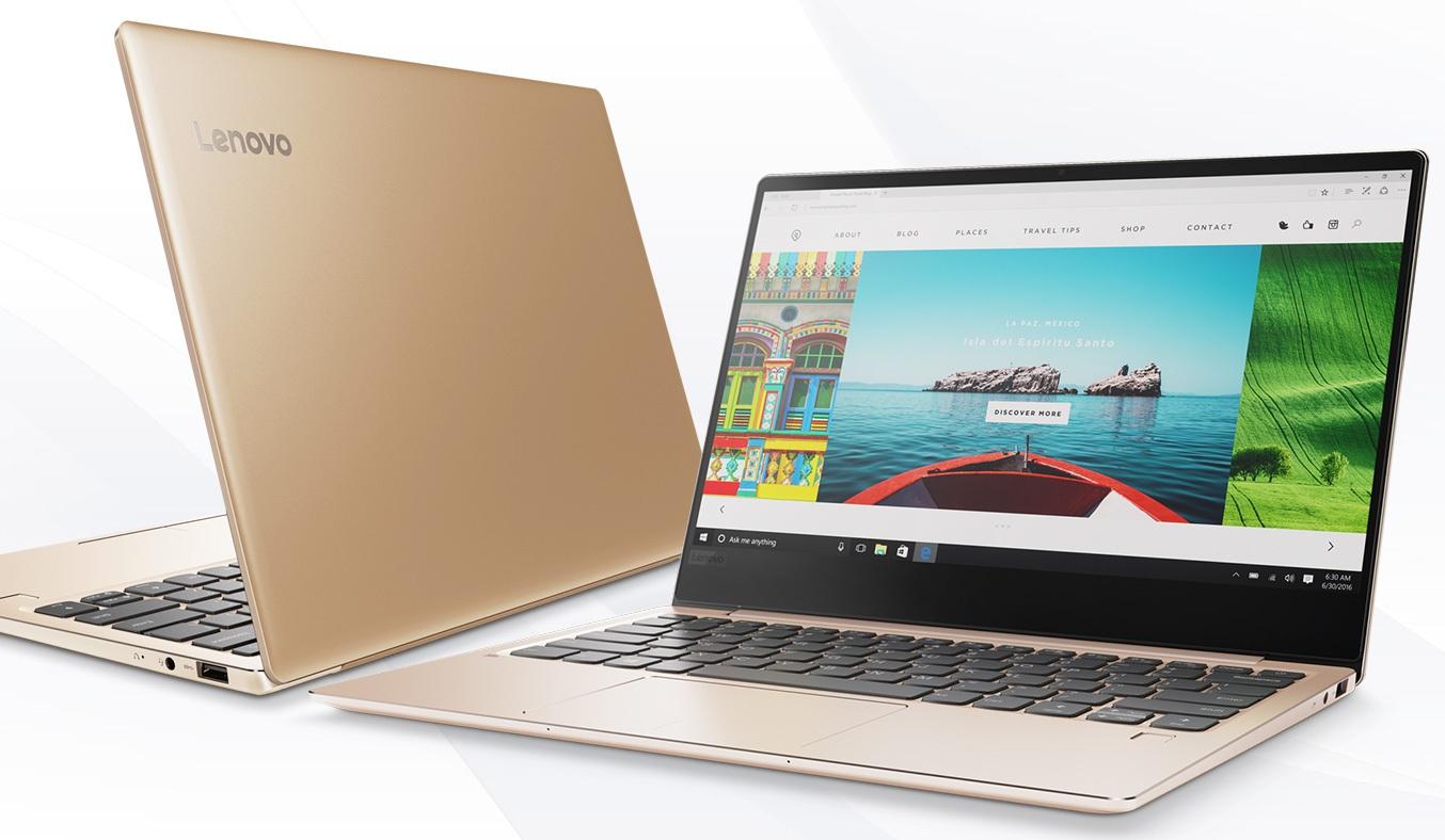 Laptop Lenovo Ideapad 720S-13IKB 81BV0062VN thiết kế hiện đại