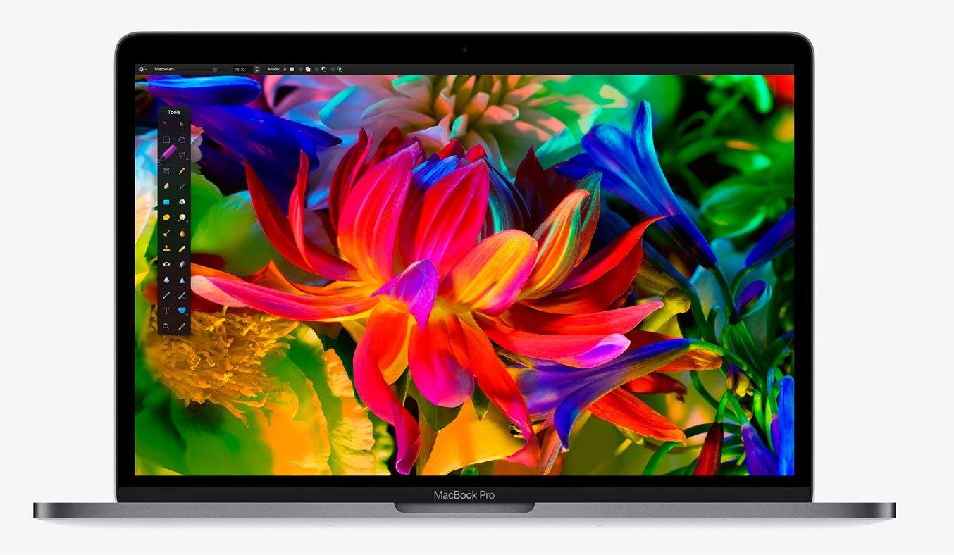 Macbook Pro 13inch 2017 hiệu năng mạnh mẽ