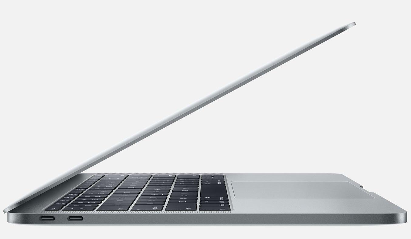 Macbook Pro 13inch 2017 dung lượng lớn