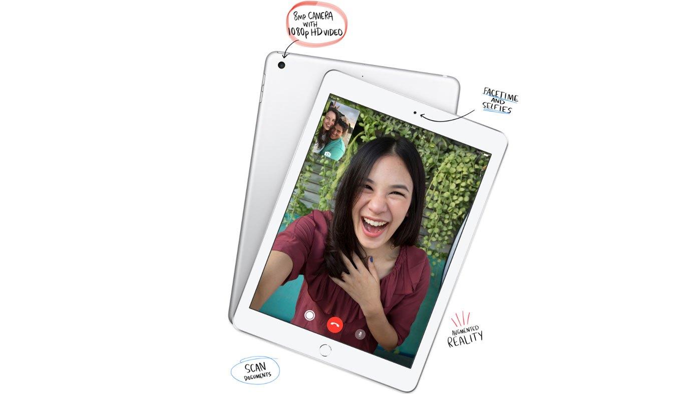 iPad 9.7'' Wi-Fi 2018 32GB Gold