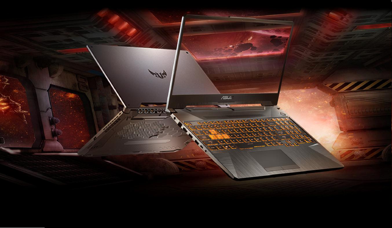 Laptop Asus FX506L i5-10300H 15.6 inch FX506LI-HN039T - Thiết kế độc đáo dành riêng cho game thủ