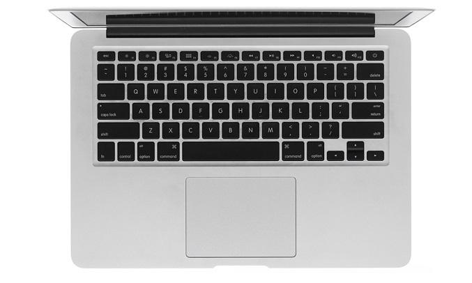 Apple Macbook Air i5 13.3 inch MQD32SA/A 2017 - Bàn phím