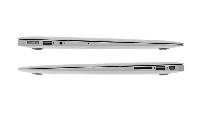 Apple Macbook Air i5 13.3 inch MQD32SA/A 2017 - Cổng kết nối