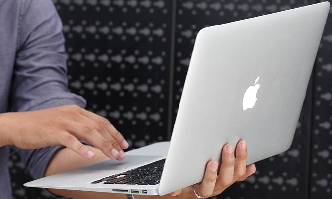 Apple Macbook Air i5 13.3 inch MQD32SA/A 2017 - Thời lượng pin 12 tiếng