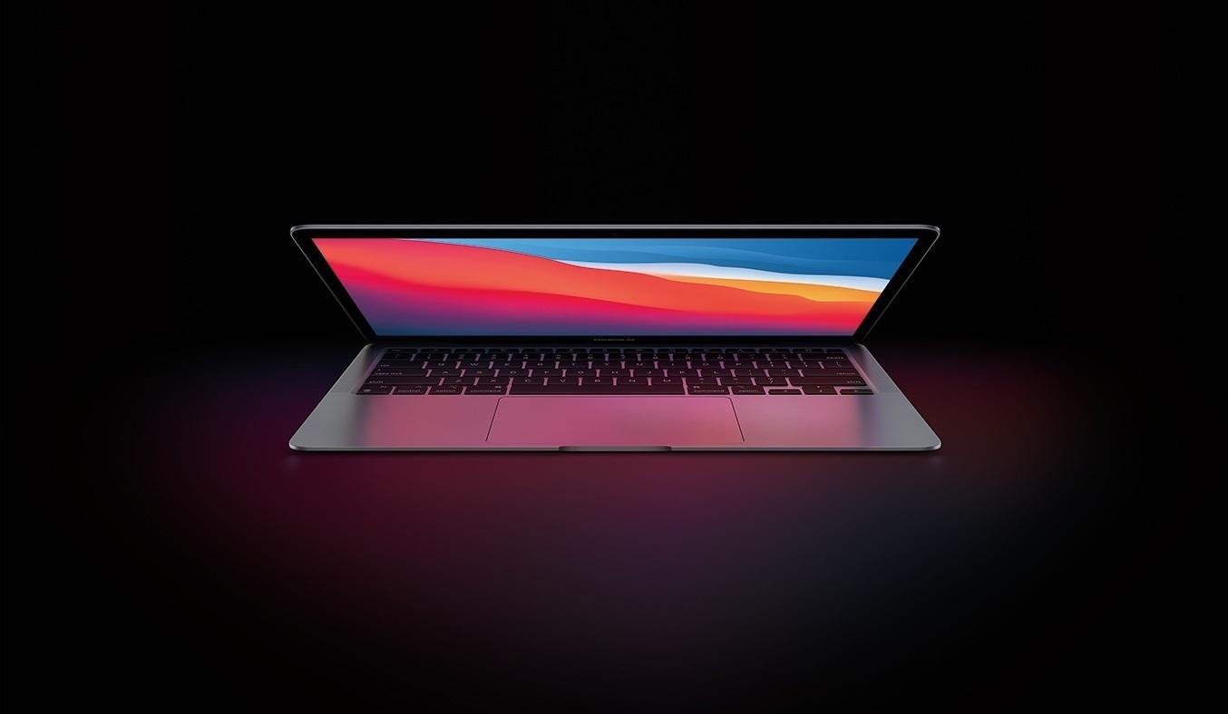 Laptop MacBook Air M1 13.3 inch 256GB MGN93SA/A Bạc - Chip Apple M1