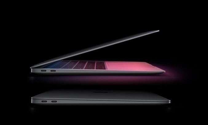 Laptop MacBook Air M1 13.3 inch 256GB MGN93SA/A Bạc - Kết nối mạnh mẽ