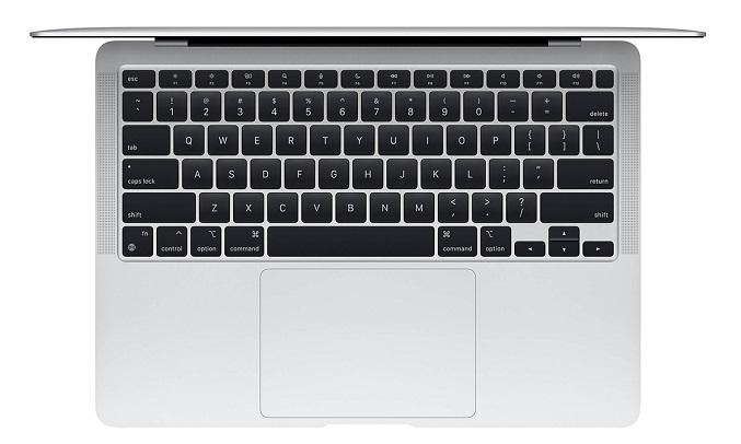 Laptop MacBook Air M1 13.3 inch 256GB MGN93SA/A Bạc - Magic Keyboard