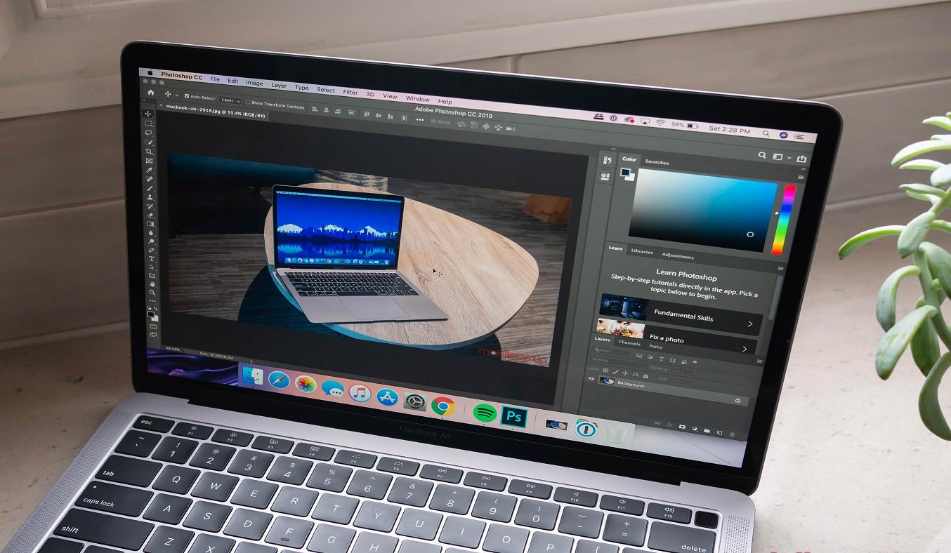Apple Macbook Air i5 13.3 inch MQD32SA/A 2017 - Cấu hình mạnh mẽ