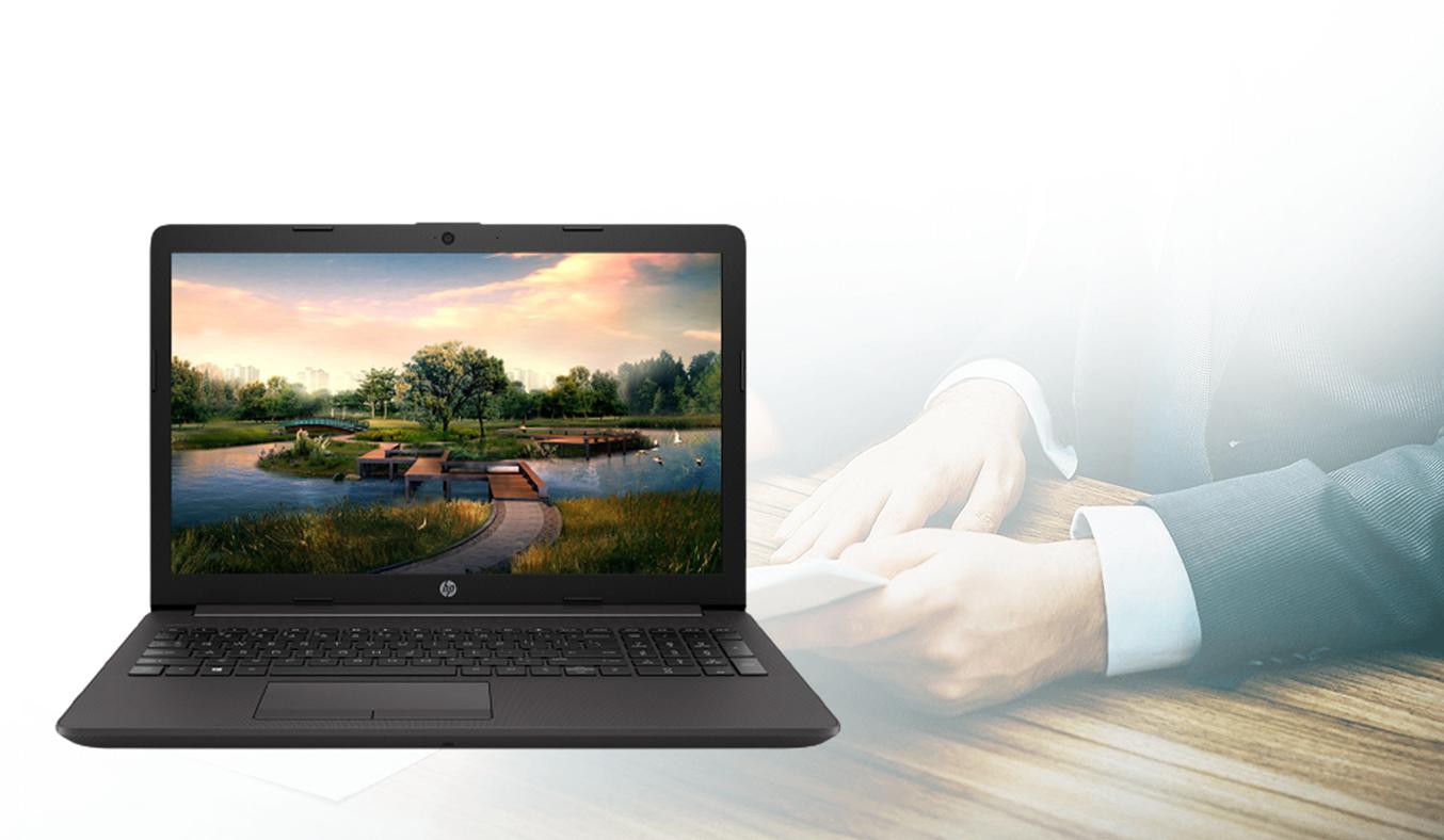 HP 250 G7 i3-1005G1 15.6 inch 15H40PA - Bộ vi xử lý tốc độ cao cho khả năng đa nhiệm hoàn hảo