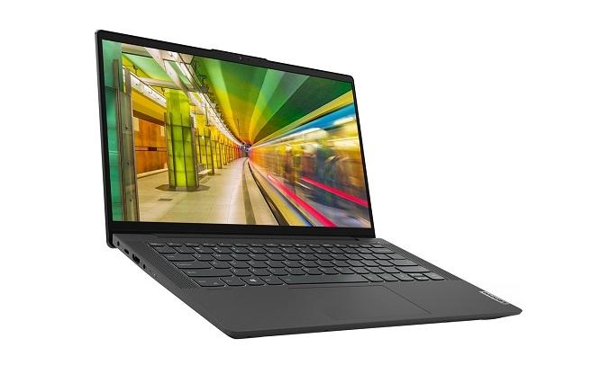 Laptop Lenovo IdeaPad 5 14ITL05 i5-1135G7 14 inch 82FE000GVN - Màn hình Full HD