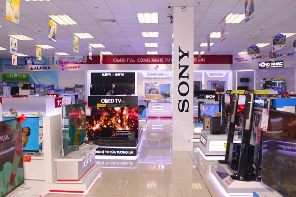 TTMS Nguyễn Kim An Lạc với sự đồng hành từ các thương hiệu nổi tiếng