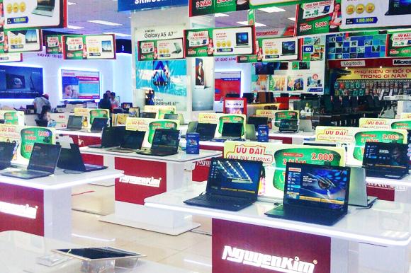 TTMS An Lạc luôn được cập nhật các sản phẩm theo xu thế thị trường
