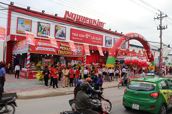 Siêu thị Điện máy Nguyễn Kim