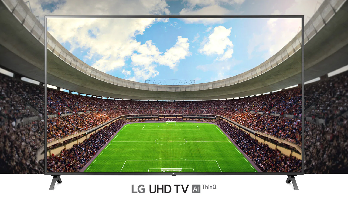 Smart Tivi LG 4K 43 inch 43UN7300PTC.ATV - Thiết kế hiện đại, tinh tế, đáp ứng mọi nhu cầu giải trí