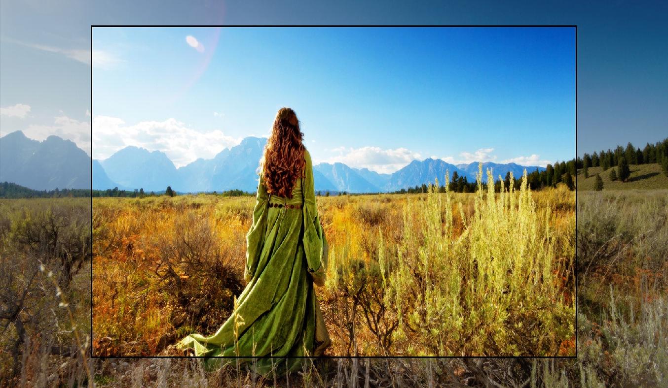 Smart Tivi LG 4K 43 inch 43UN7300PTC.ATV - Độ phân giải 4K cho độ chi tiết cao