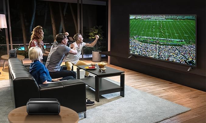 Smart Tivi LG 4K 55 inch 55UN7300PTC âm thanh hoành tráng