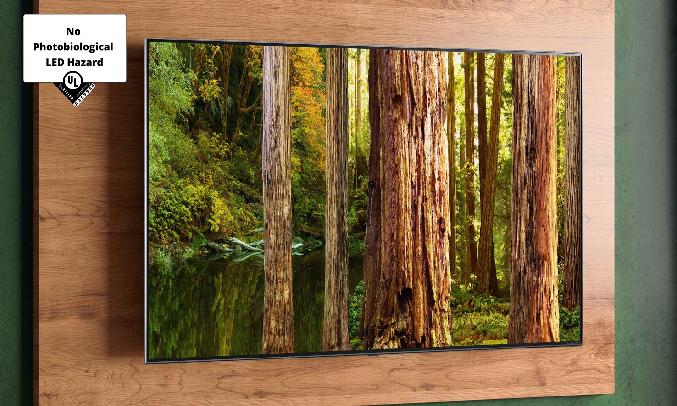 Smart Tivi NanoCell LG 4K 49 inch 49NANO86TNA - Bảo vệ đôi mắt của bạn