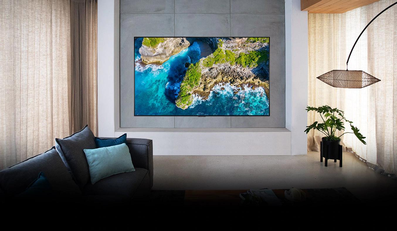 Smart Tivi OLED LG 4K 55 inch OLED55GXPTA - Điểm ảnh LG OLED tự phát sáng