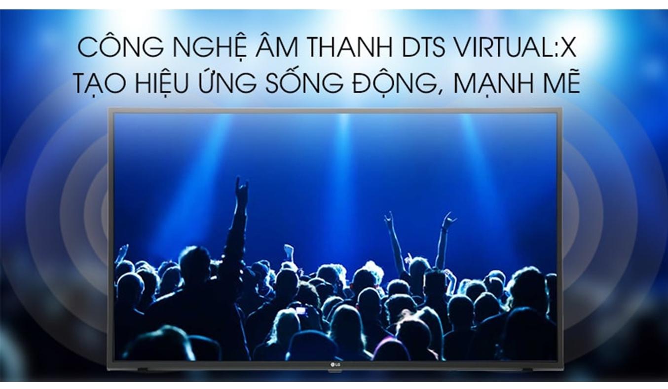 NanoCell TV LG 4K 65 inch 65SM8600PTA.ATV âm thanh sống động