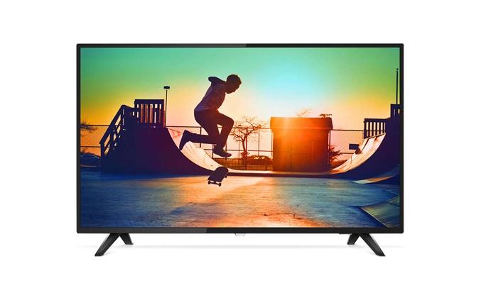 Smart Tivi Philips 4K 55 inch 55PUT6103S/67 tốc độ chuyển động 400Hz