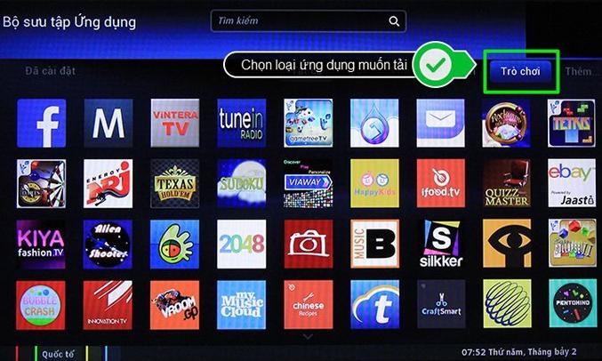 Smart Tivi Philips 4K 55 inch 55PUT6103S/67 kho ứng dụng phong phú