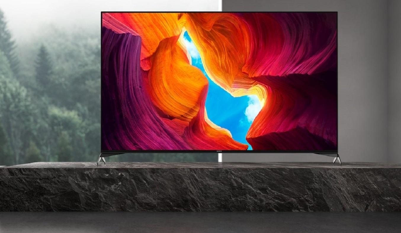 Android Tivi Sony 4K 65 inch KD-65X9500H - Thiết kế sang trọng