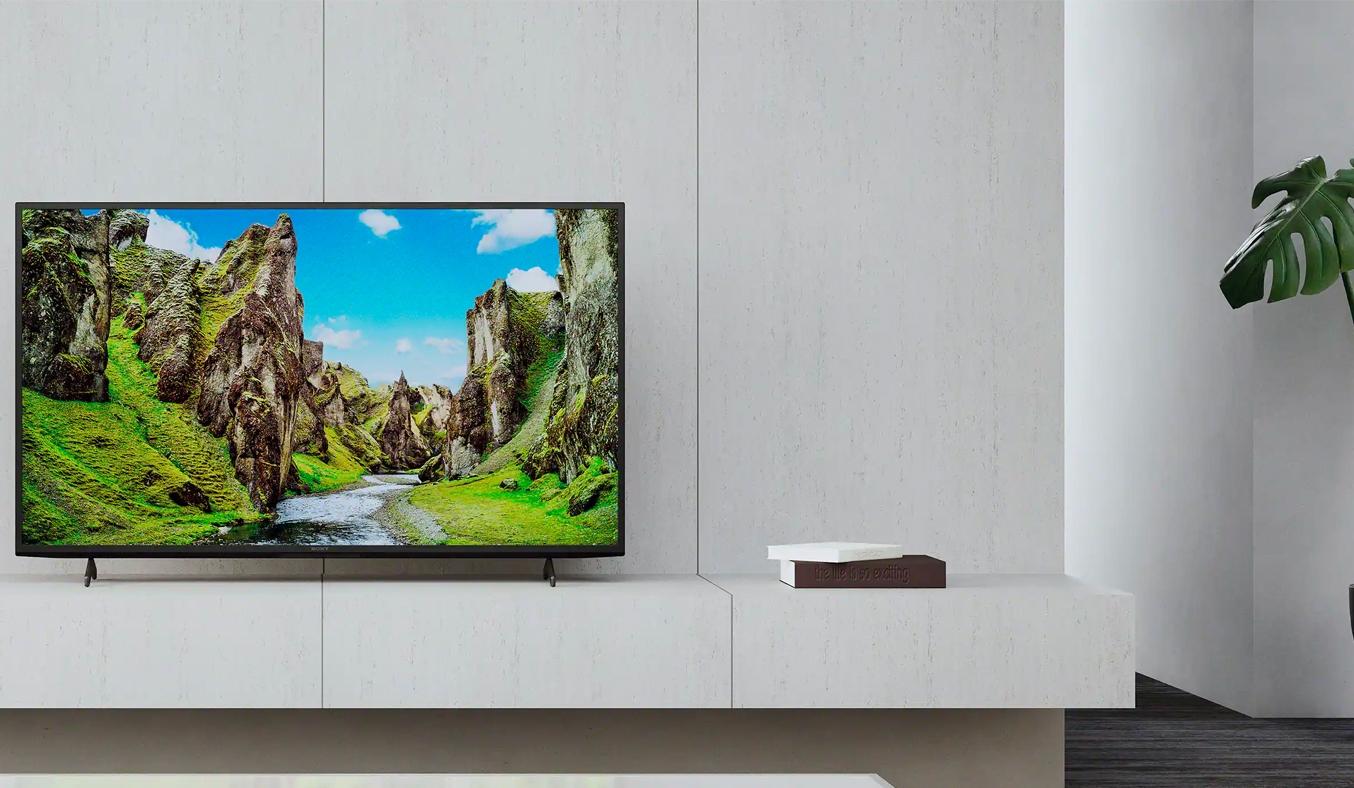Android Tivi Sony 4K 43 inch KD-43X75 VN3 - Chất lượng hình ảnh
