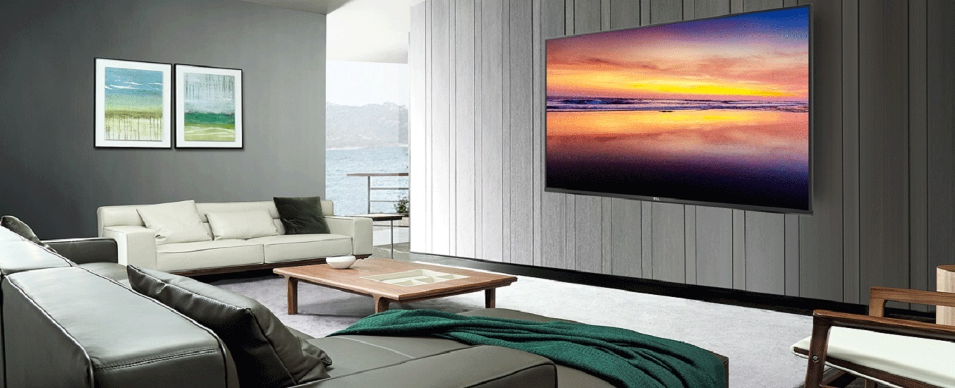 Android Tivi TCL 4K 65 inch 65P618 - Thiết kế tinh tế