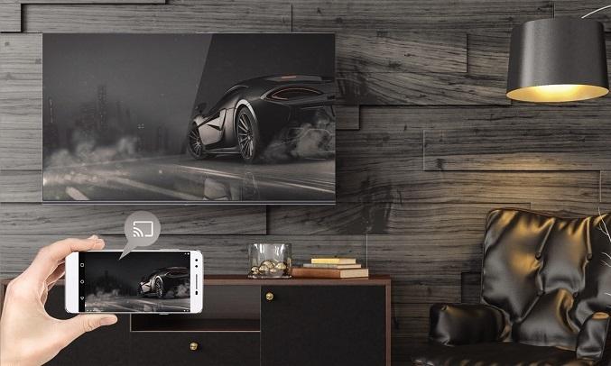 Android Tivi Casper 4K 50 inch 50UG6100 - Chromecast