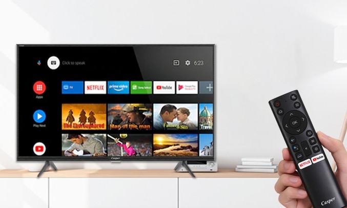 Android Tivi Casper 32 inch 32HG5200 -