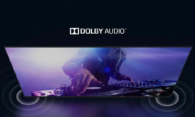 Smart Tivi Casper 32 inch 32HX6200 - Công nghệ Dolby Audio