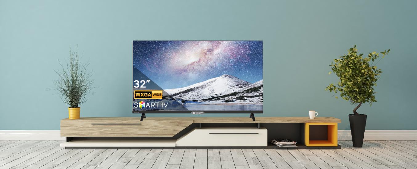 Smart Tivi Casper 32 inch 32HX6200 - Tấm nền công nghệ IPS