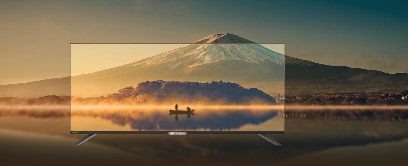 Smart Tivi Casper 43 inch 43FX6200 -Thiết kế sang trọng, viền màn hình mỏng nhẹ