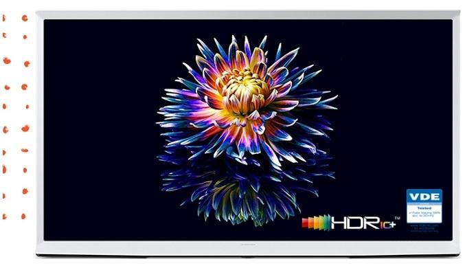 Smart Tivi QLED Samsung 4K 55 inch QA55LS01TAKXXV - Công nghệ Chấm Lượng Tử
