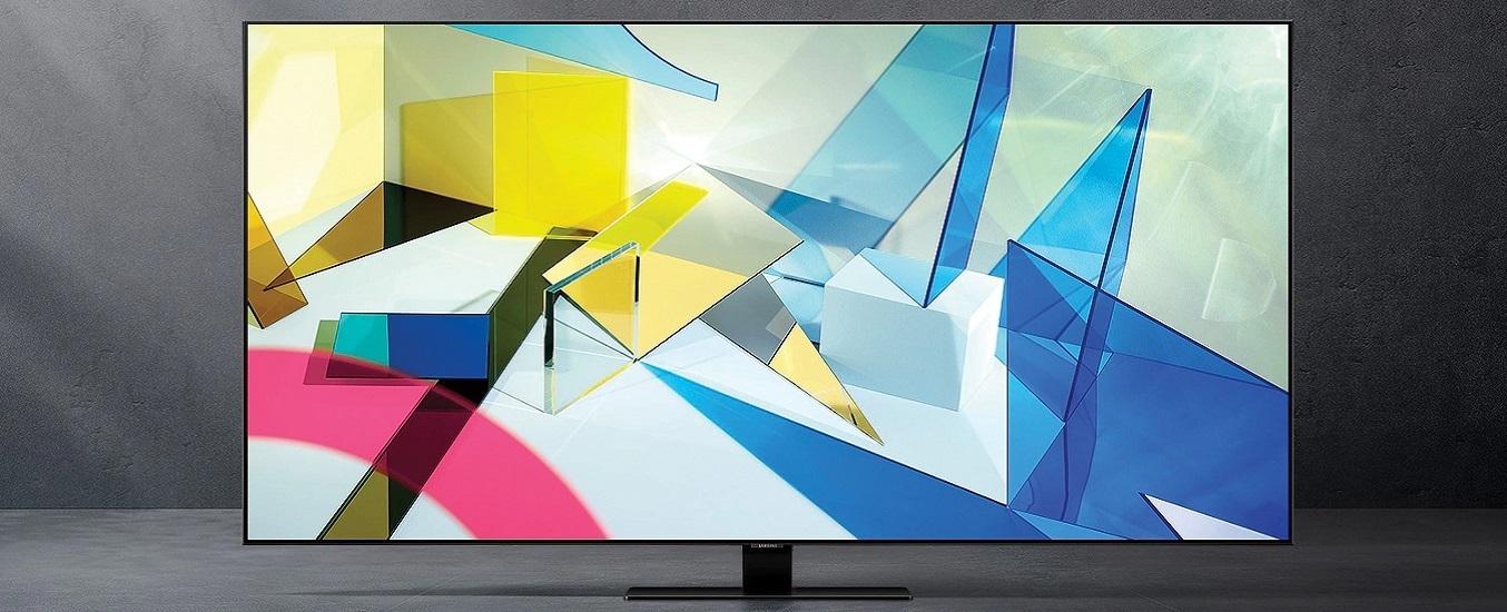Smart Tivi QLED Samsung 4K 65 inch QA65Q80TAKXXV - Thiết kế sang trọng