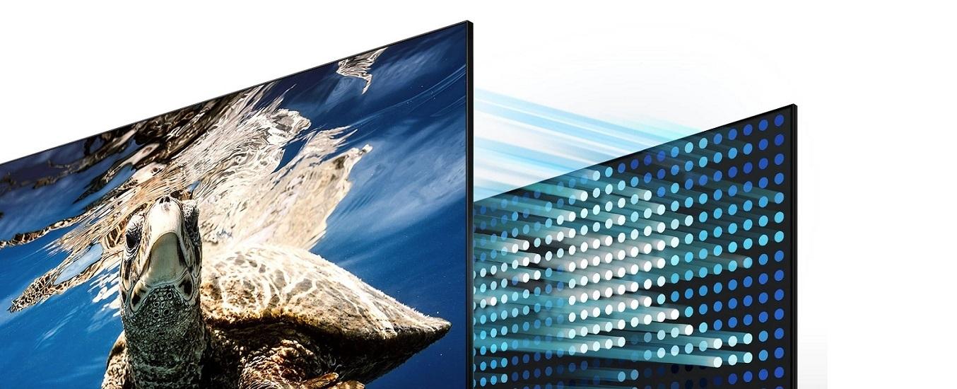 Smart Tivi QLED Samsung 4K 65 inch QA65Q80TAKXXV - công nghệ đèn nền