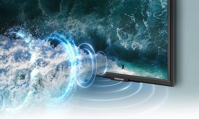 Smart Tivi Samsung Crystal UHD 4K 50 inch UA50AU9000KXXV - Công nghệObject Tracking Sound Lite
