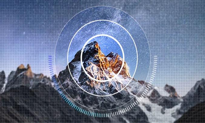 Smart Tivi Samsung 4K 75 inch QA75LST7TAKXXV hình ảnh chuẩn 4K bằng trí tuệ nhân tạo (AI)