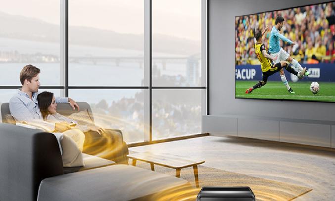Smart Tivi LG 4K 50 inch 50UP7720PTC - Âm thanh sống động