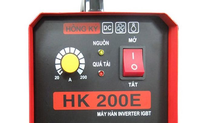 Máy hàn điện tử HK 200E hiệu suất cao