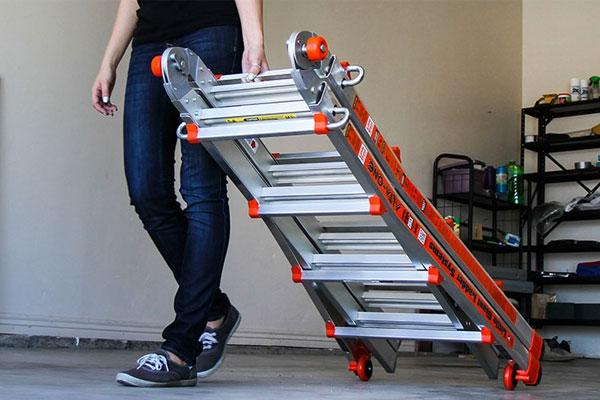 Hãy xác định chính xác nhu cầu sử dụng để lựa chọn thang nhôm dễ dàng hơn