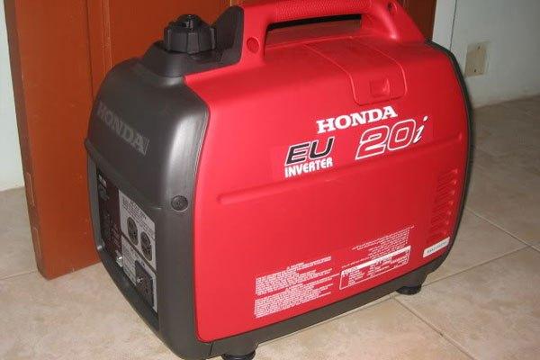 Honda là hãng sản xuất máy phát điện uy tín