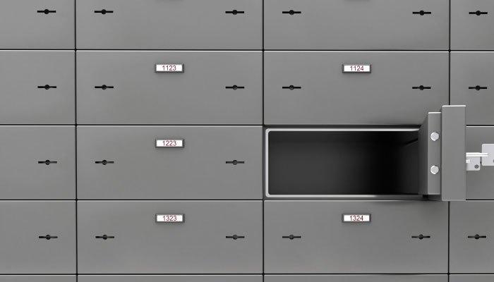 Chọn két sắt cho ngân hàng trọng lượng tối thiểu 160kg