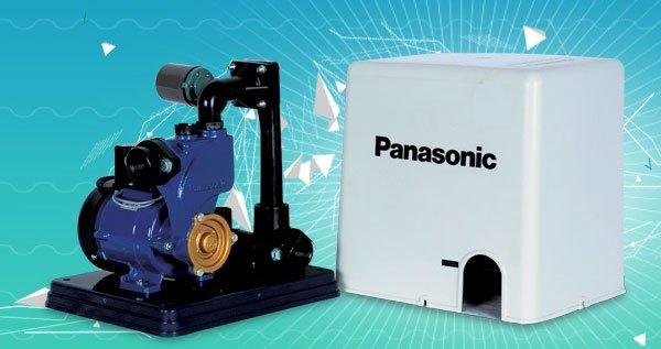 Panasonic tự hào mang đến bạn những chiếc máy bơm nước chất lượng nhất