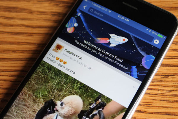 News Feed thứ 2 - Explore đã xuất hiện khiến các trang fanpage ảnh hưởng không nhỏ