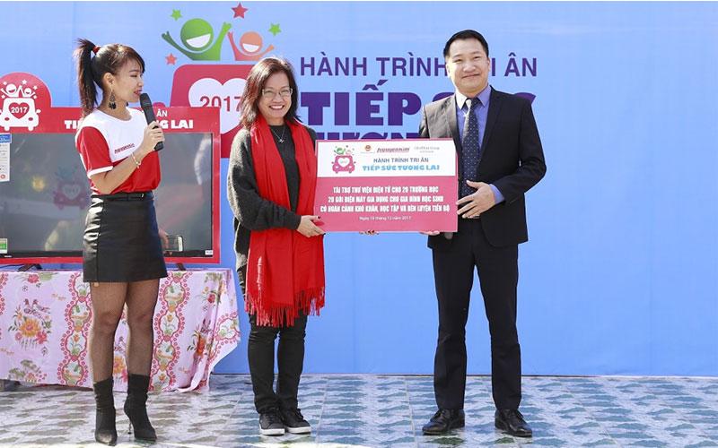 Chuyến xe nghĩa tình của Nguyễn Kim đã được triển khai từ năm 2016 với những ý nghĩa nhân văn mang đến cho cộng đồng