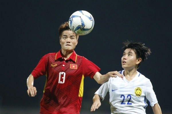 Những cô gái đội tuyển Việt Nam đã cố gắng hết mình, mang đến chiến thắng vinh quang cho nước nhà trong mùa SEA Games 29