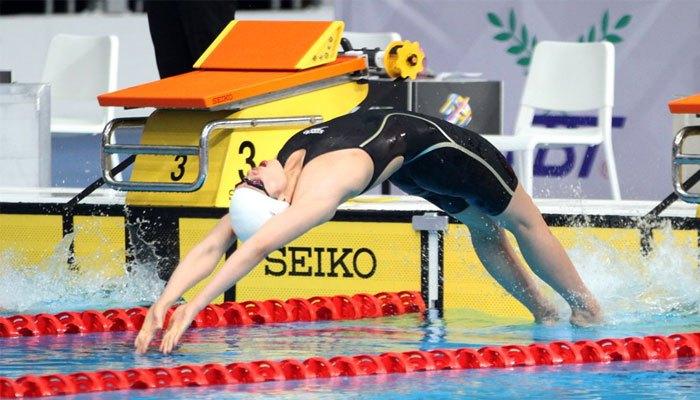 Ánh Viên đã thể hiện tâm thế xuất sắc nhất, Ánh Viên giành HCV 100m ngửa, phá kỷ lục SEA Games.
