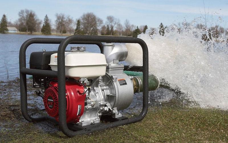 Máy bơm nước rò rỉ điện sẽ có thể gây nguy hiểm trong quá trình hoạt động
